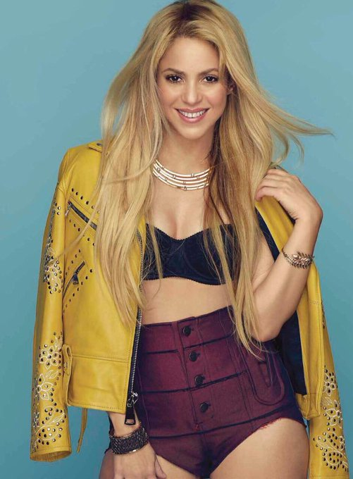 Happy 41st Birthday Shakira