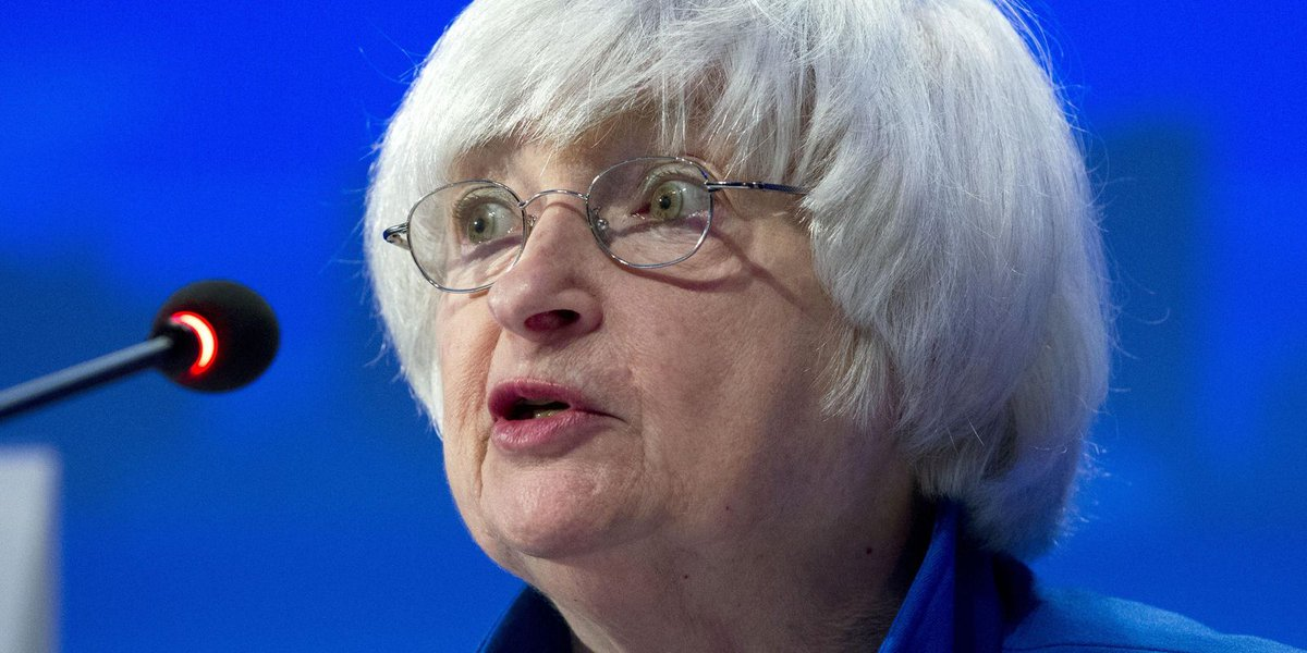 Yellen lands new job at Brookings Institution