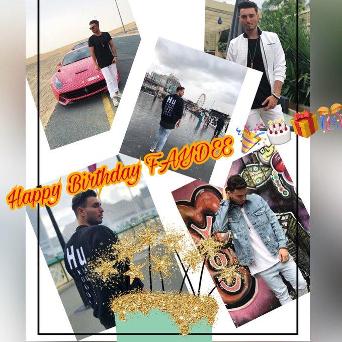 C c !  Xx happy Birthday Habibi