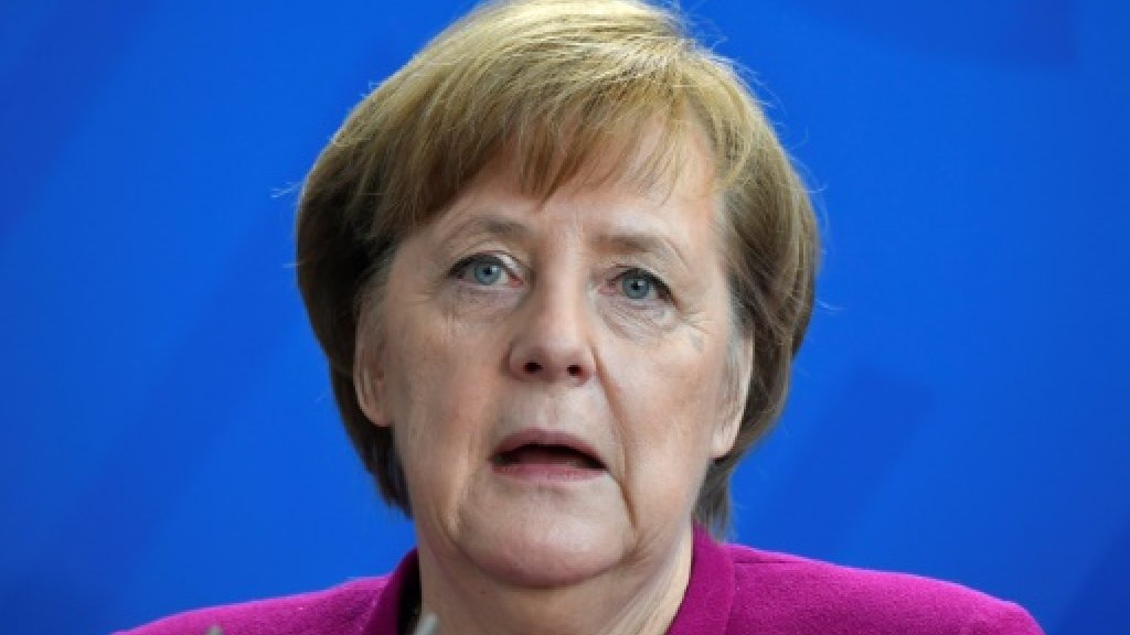 'Serious differences' still blocking govt deal: Merkel