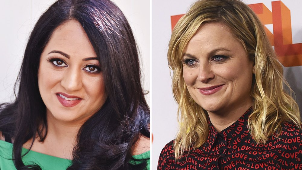 .@nbc picked up a pilot from Amy Poehler and Aseem Batra