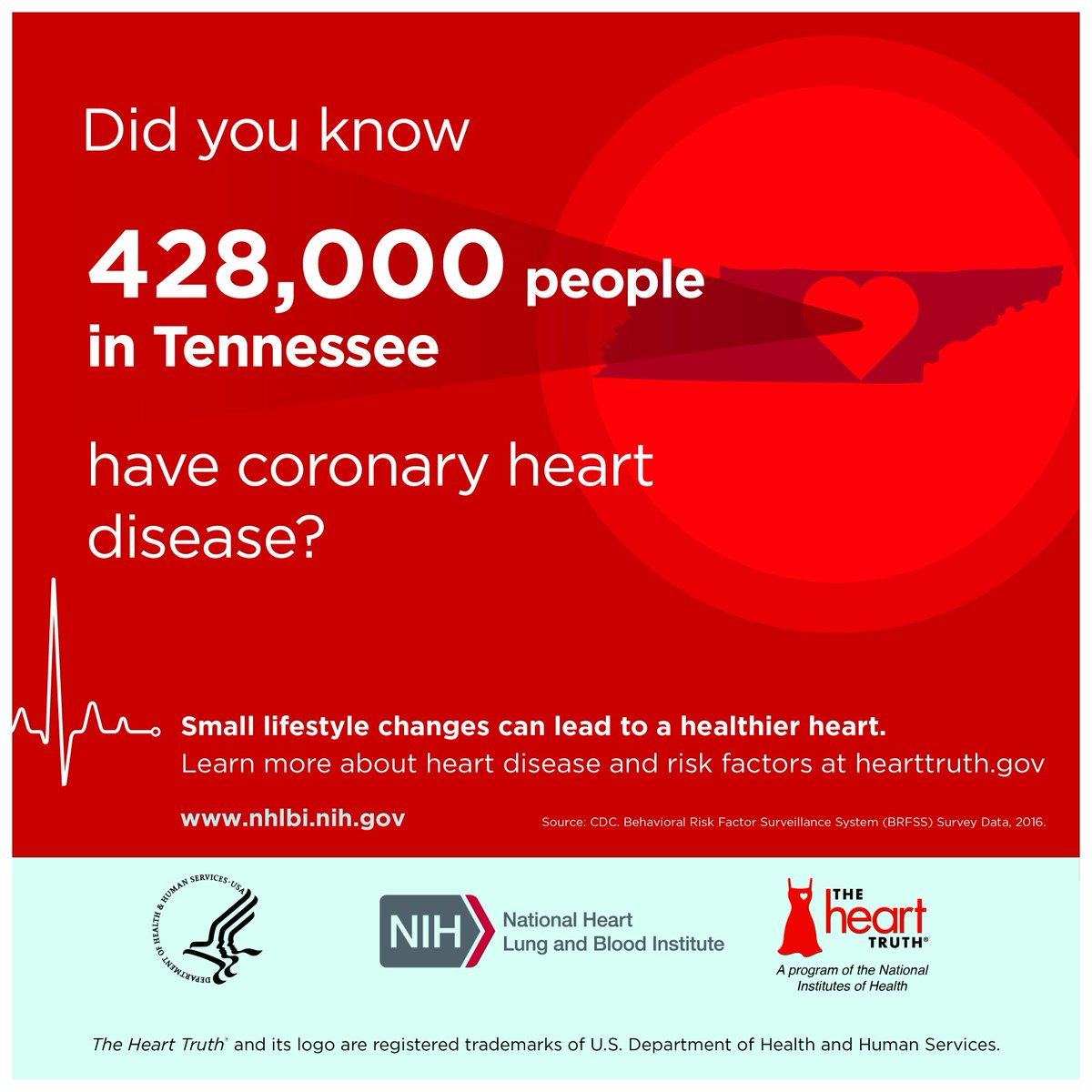 Did you know that heart disease is the leading cause of death in the U.S.? #MovewithHeart https://t.co/XGIAje44Ne https://t.co/hb5r7vXQCh