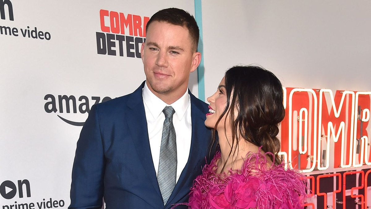 Watch Sparks Fly Between Channing Tatum And Jenna Dewan During Her Step Up Audition