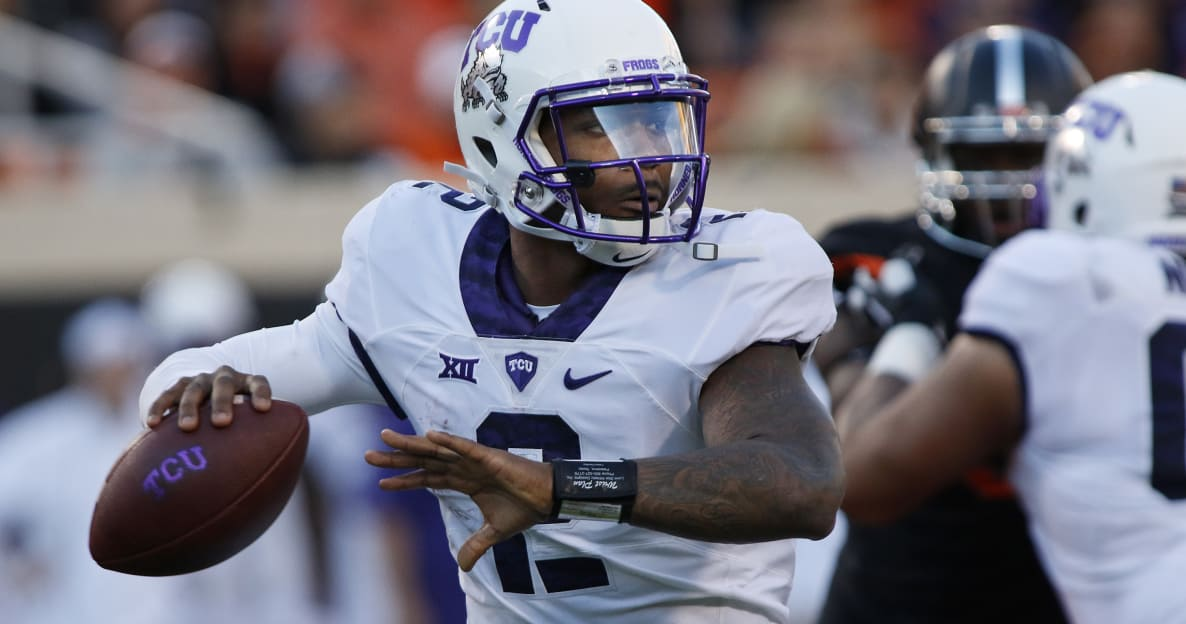 Report: Charges dismissed against former TCU QB Trevone Boykin in Dallas County