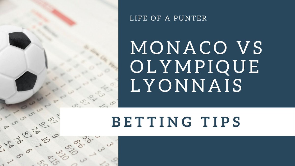 Looking for bets in the Monaco vs Lyon game this weekend? It promises to be a good game to watch.   Here's what we have lined up and break down our research, so that you can bet with confidence.  ➡️➡️ https://t.co/2ghXJnZLjs https://t.co/ykRYFRkvap