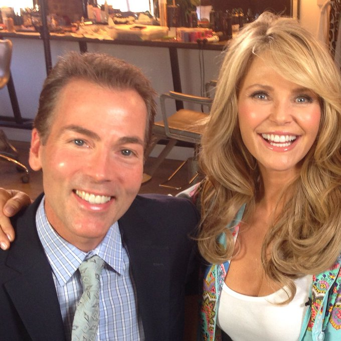 Happy Birthday to ageless, awesome Christie Brinkley!