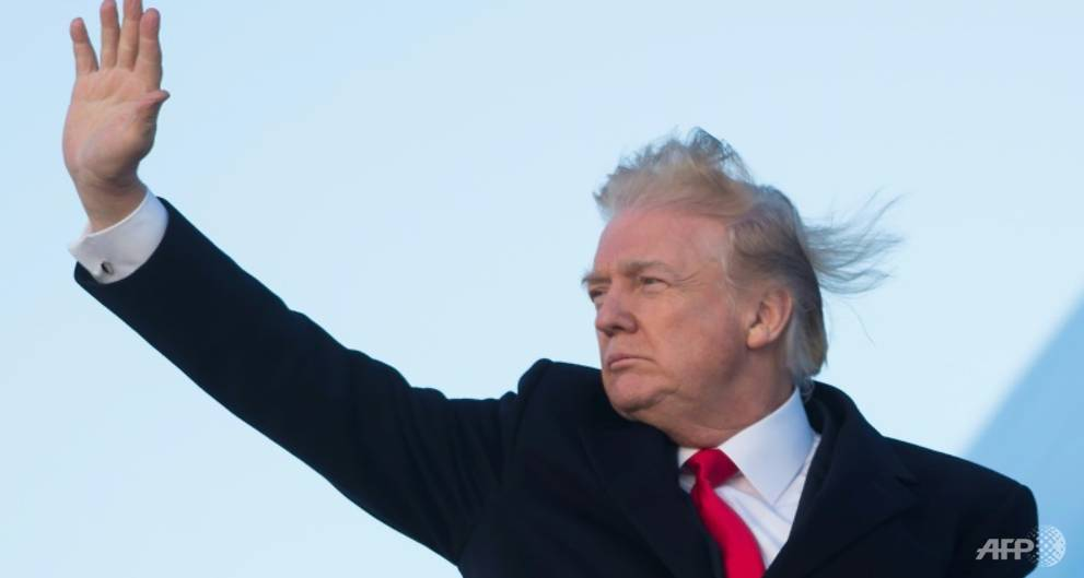 Trump unruffled by prospect of UK protests: Ambassador