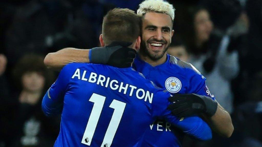 Football: Rebellious Mahrez to miss Swansea clash