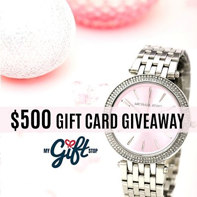 My Gift Stop Valentine's Day Gifts for Him & $500 Gift Card Giveaway