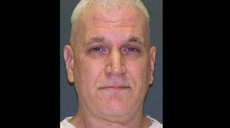 Texas man executed for killing daughters, forcing wife to listen on phone