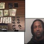Paterson fugitive arrested with 328 bags of heroin in church