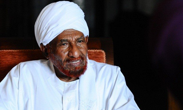 Sudan holds top opposition leader to curb protests