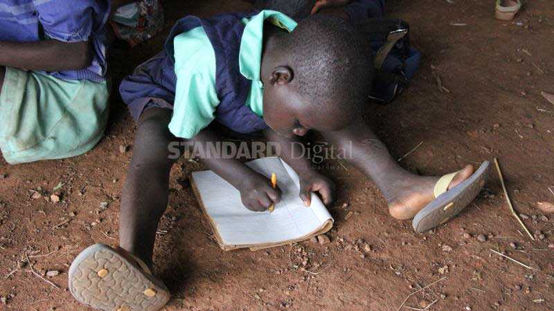 Could this be the poorest school in Kenya?