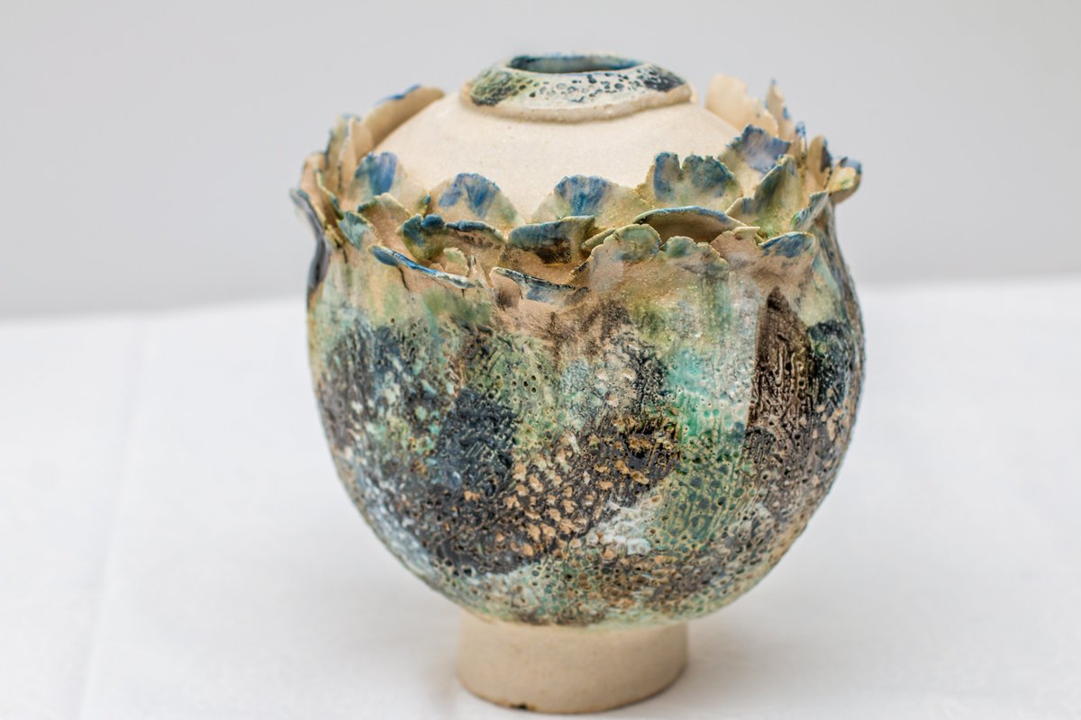 test Twitter Media - Stanmore potter Shailja Sharma is joining Harrow Open Studios this year.  Welcome. https://t.co/OKqH3lGhOX
