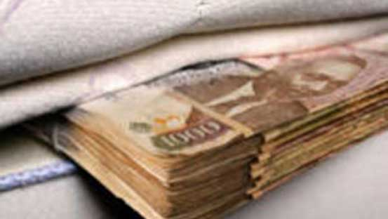 Police arrest revenue officer, recover Sh400,000 from his house