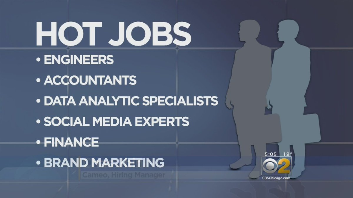 It's A Candidate's Market On The JobFront