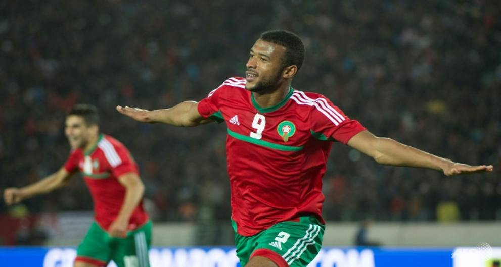 Morocco's El Kaabi wants to crown goal rush with CHAN title