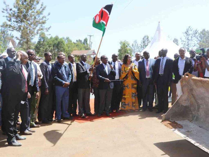 Kiambu politicians praise media shutdown, say Ruto ready for 2022