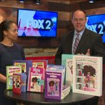 Local author highlights diversity in children's books