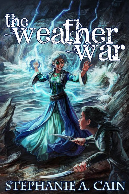 The Weather War giveaway ⋆ Stephanie A. Cain