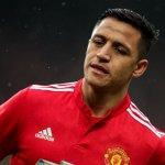 Alexis Sanchez scores first Manchester United goal