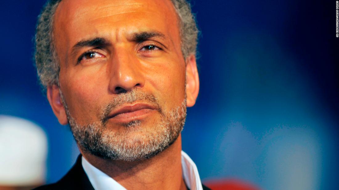 France jails Islamic scholar on rape charge, judicial source says