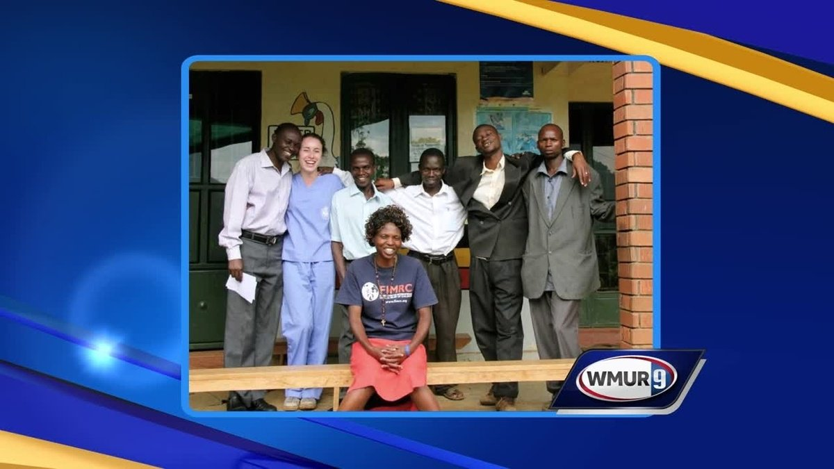 Dartmouth College student promotes hygeine in developing countries