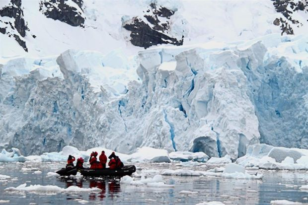 Protecting Antarctica from ugly tourists - ASEAN/East Asia