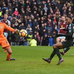 Man City held at Burnley after late Gudmundsson equaliser