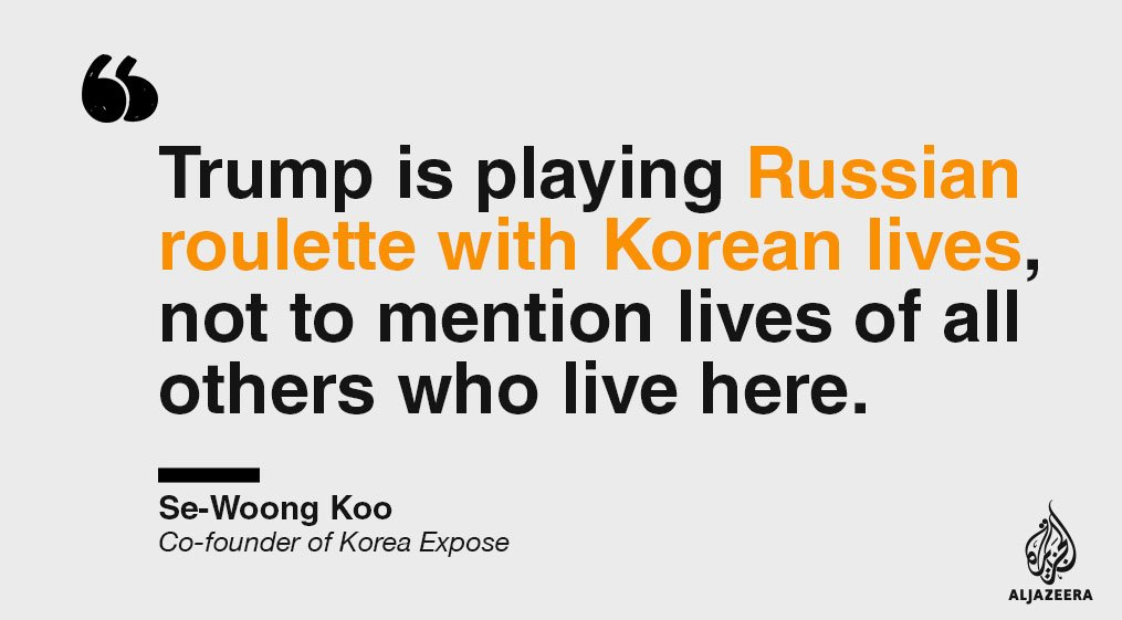 Will North Korea be the next Iraq for the US? — AJOpinion, by Se-Woong Koo