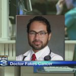 Doctor who faked cancer to avoid sentencing enters plea