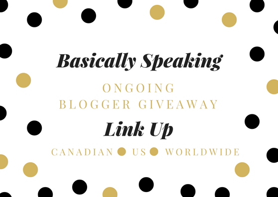 Blogger Giveaways Ongoing Link Up