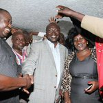 Jubilee leaders in the South Rift region cry foul over cabinet positions