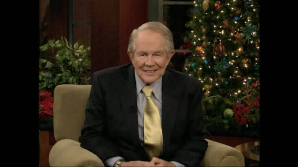 Pat Robertson is recovering after suffering astroke