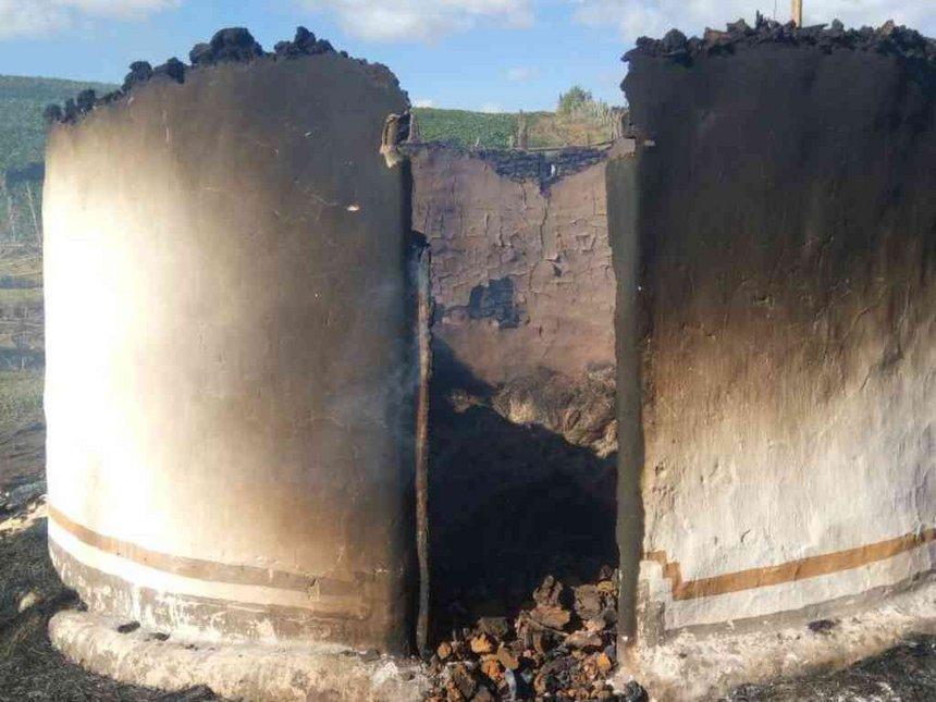 2,000 flee after 70 houses burned in Pokot-Elgeyo bandit attack