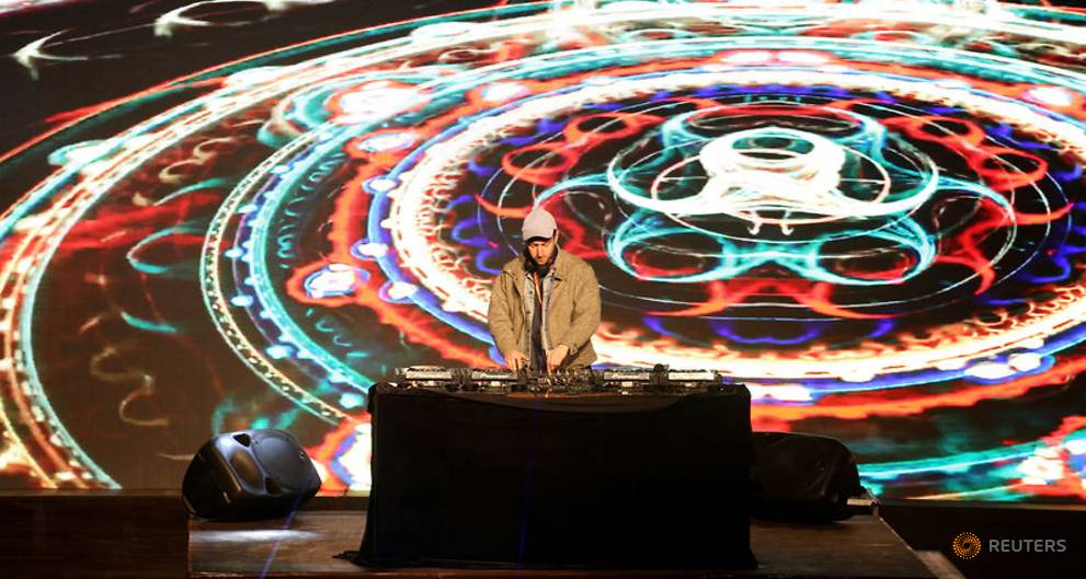 Pakistan gets a dash of music Diplo-macy