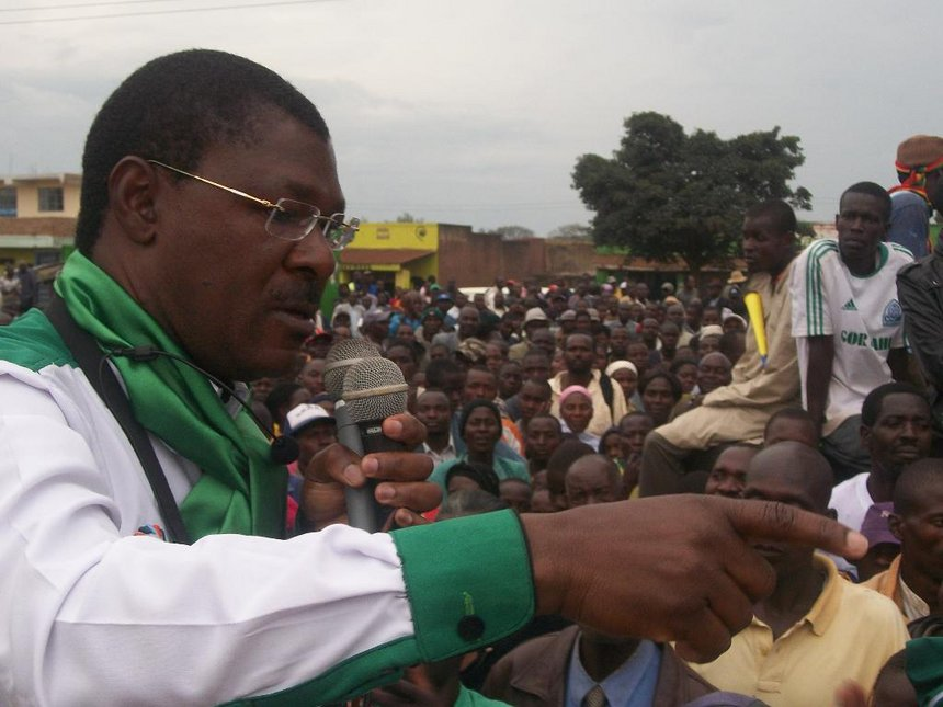 Shouting matches as Wetang'ula tries to save Bungoma speaker