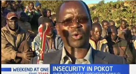 Tension in West Pokot as residents flee their homes due to increased cattle rustling