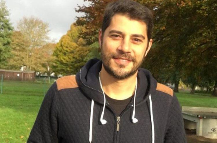 Evaristo Costa. Foto do site da BN Holofote que mostra Evaristo Costa ironiza campanha da Globo de gravação de vídeos: 'Estou deitado'