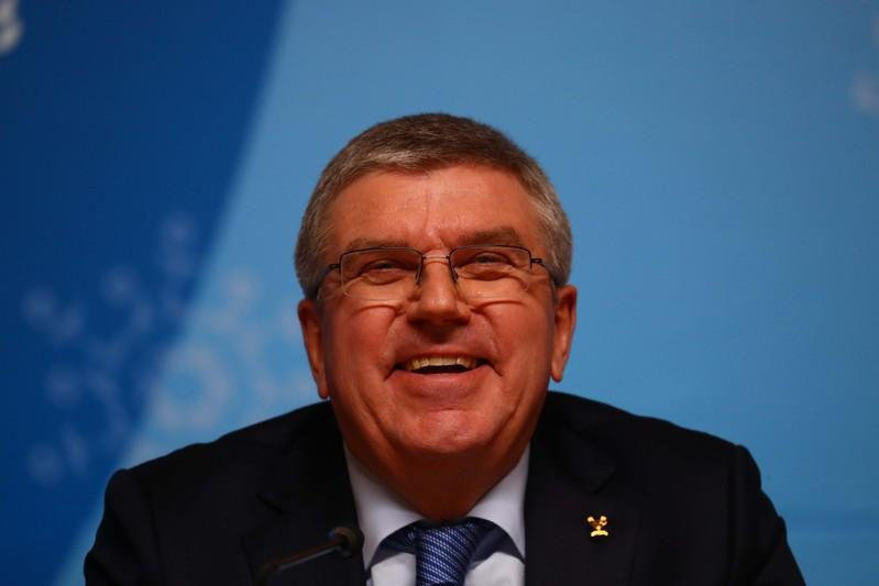 Olympics: CAS ruling surprising and disappointing, says Bach