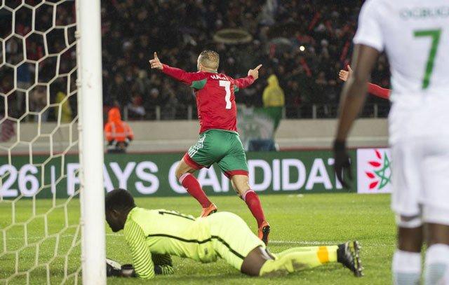 Morocco hammer Nigeria 4-0 in CHAN final