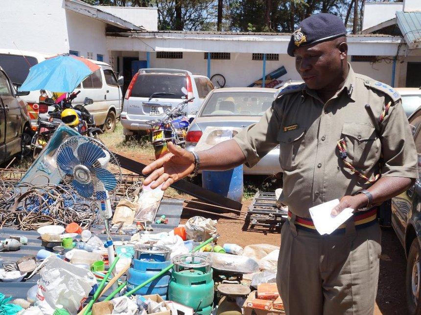 Kiambu gang boss held, Sh1m loot recovered