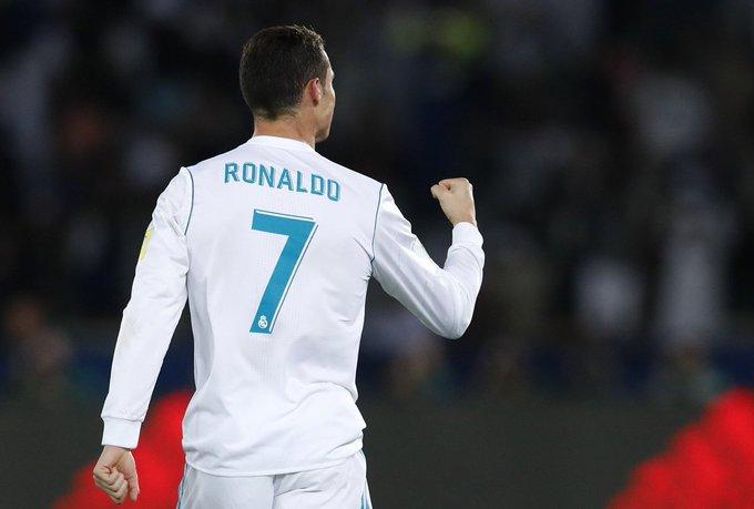 Happy birthday Cristiano Ronaldo