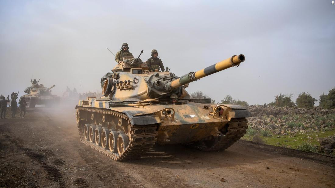 Turkey warns Kurdish YPG forces will pay for soldiers' deaths