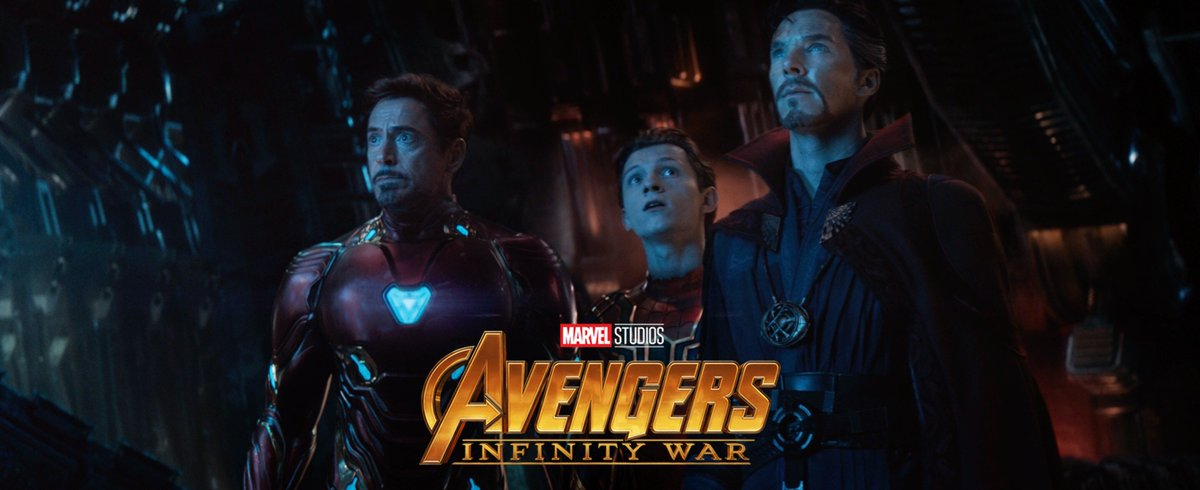 RT @Avengers: An entire universe. Once and for all. #InfinityWar https://t.co/2glNtUV45I