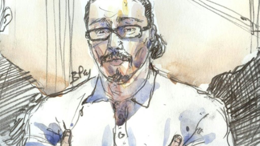 'One-man show' at Paris attacks trial fails to amuse families