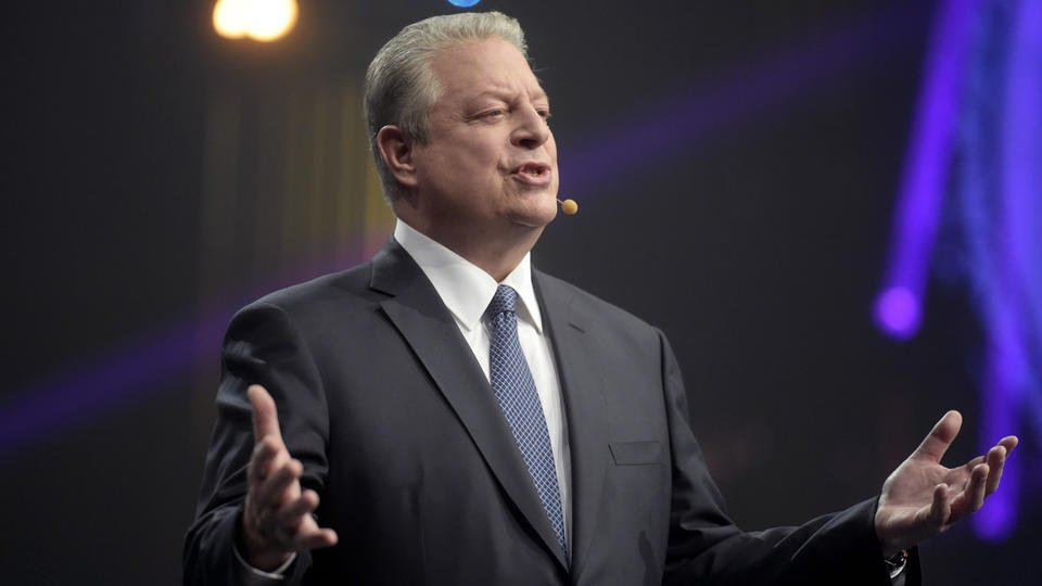 Al Gore to speak about climate change and politics at Tufts