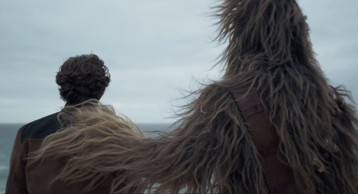 The first teaser for 'Solo: A Star Wars Story' is here!