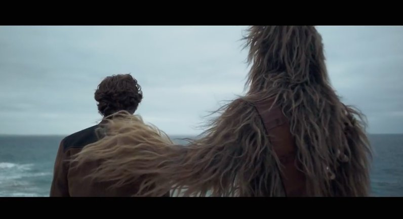 Does the 'Solo: A Star Wars Story' teaser get the job done? @StarWars