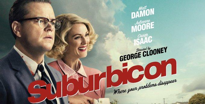 """Win """"Suburbicon"""" On Blu-ray"""